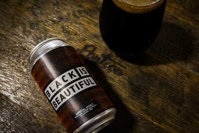 Pontoon Brewing Black Is Beautiful Imperial Stout (4-PACK)