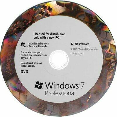 Microsoft Windows 7 Professional (OEM)