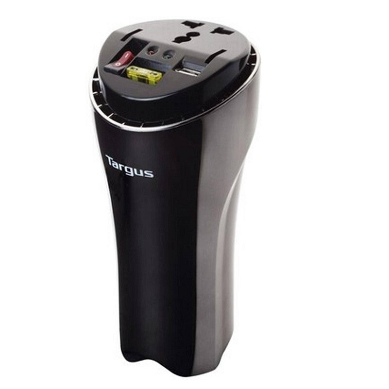 Targus 200W USB Car Charger Power Inverter APV018AP