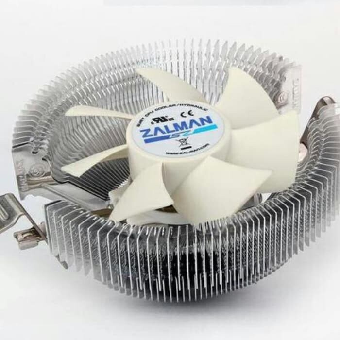 ZALMAN CPU Fan for Intel Core i3, i5 & Core i7 Processors