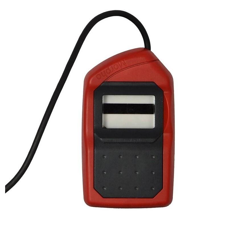 IDEMIA Morpho MSO1300 E3 Fingerprint Scanner (With RD Service)