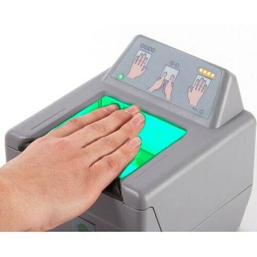 Green bit DactyScan 84C FingerPrint Scanner