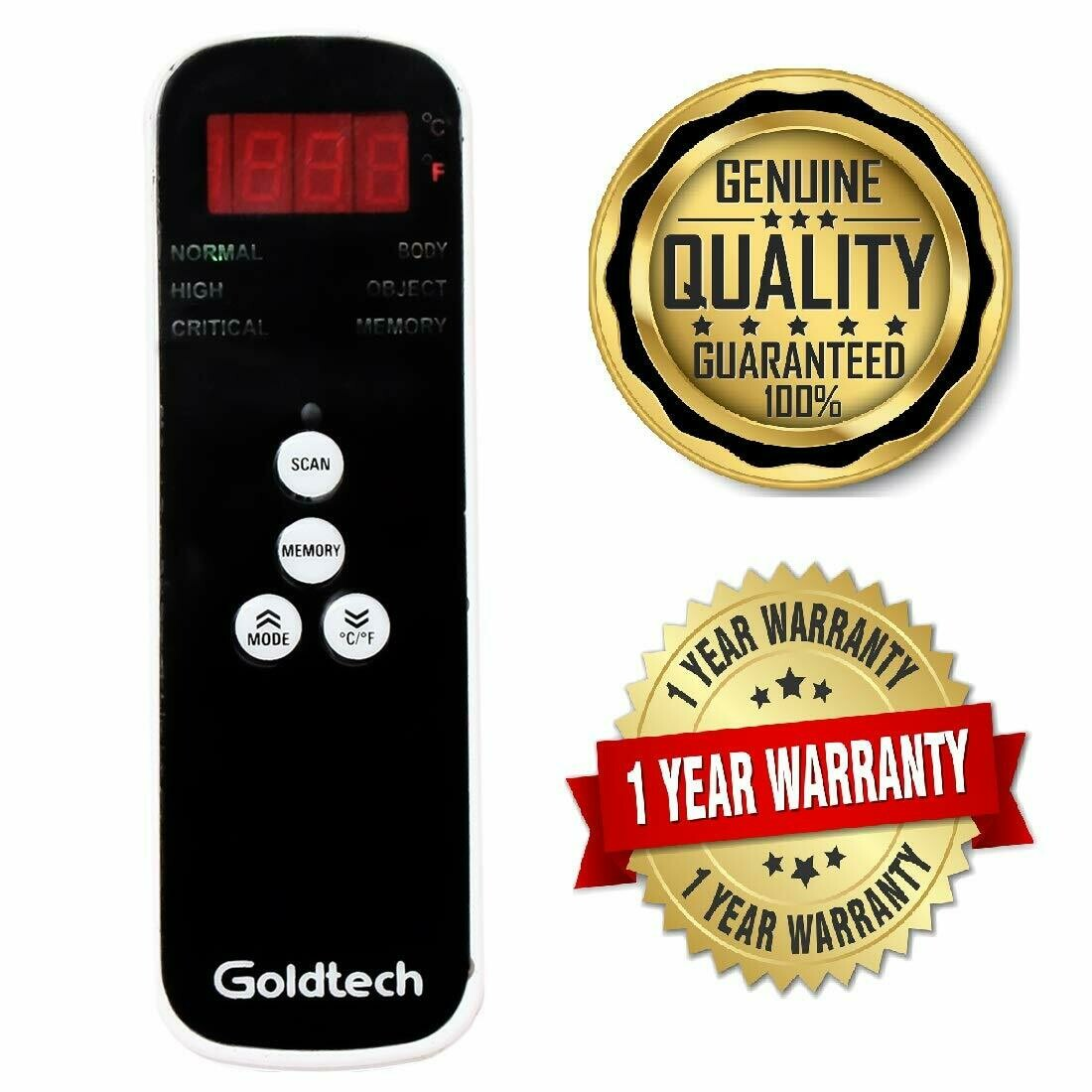 Made in India Infrared Thermometer Goldtech