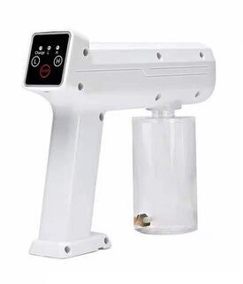 Wireless Rechargeable Sanitizer Fogging Fumigation Nano Spray Gun
