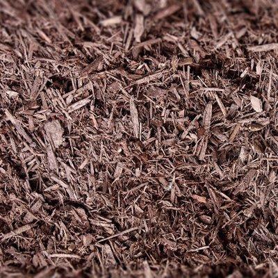 Premium Hardwood Double Processed Mulch (per cubic yard)