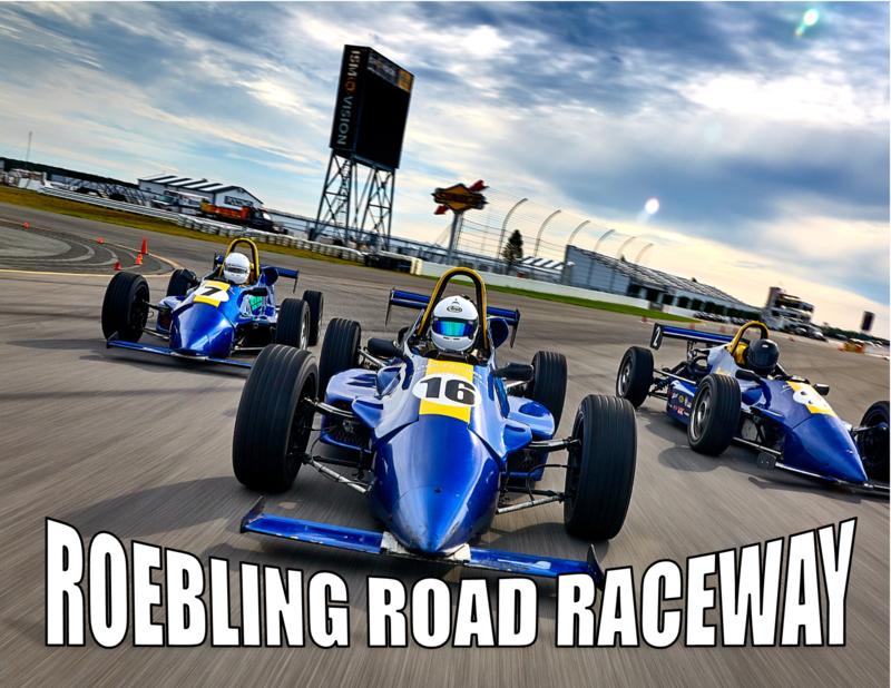Roebling Road Raceway - 3 Day Road Racing School