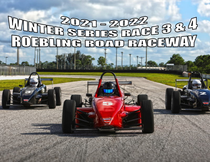 Roebling Road Raceway - Winter Series Practice and Race Day - Race 3 & 4 - R/T 2000 South Fleet - October 26-27, 2021