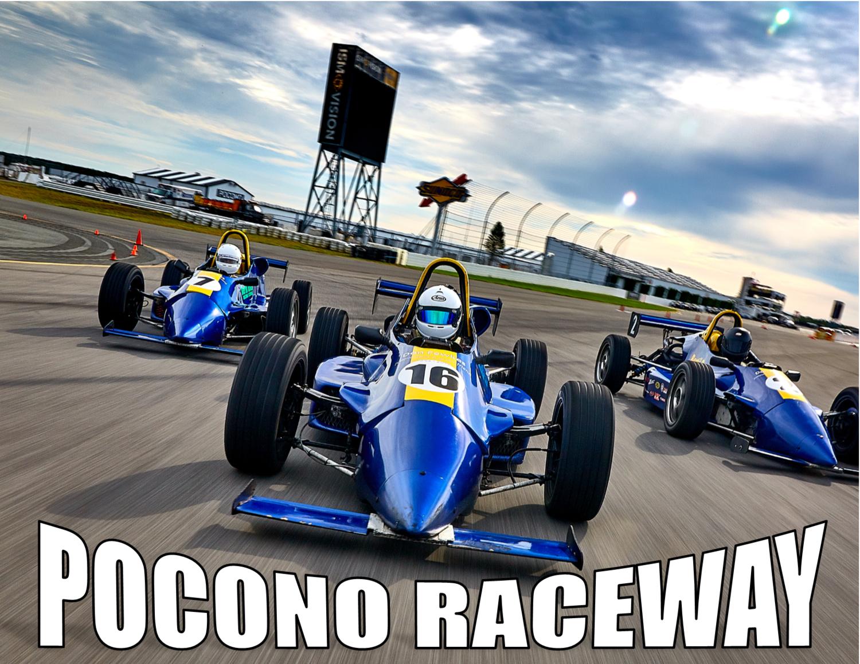 Pocono Raceway - 2 Day Graduate Camp