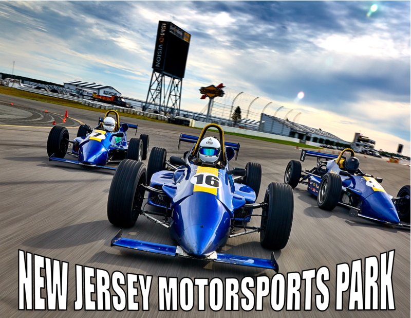 New Jersey Motorsports Park - 1/2 Day Road Racing School