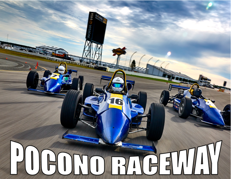 Pocono Raceway - 1/2 Day Road Racing School