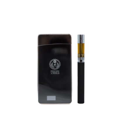 Vibes Rechargeable Vaporizer (Black) by Forever Phoenix