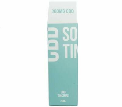 300mg CBD Tincture by Miss Envy (20ml) (THC Free)