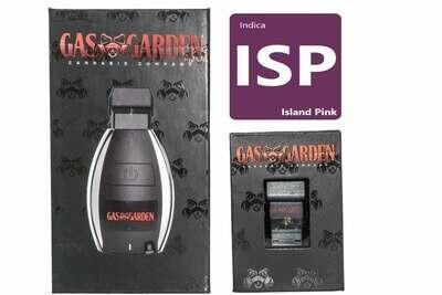 Island Pink (Indica) Vape Pod Kit By Gas Garden