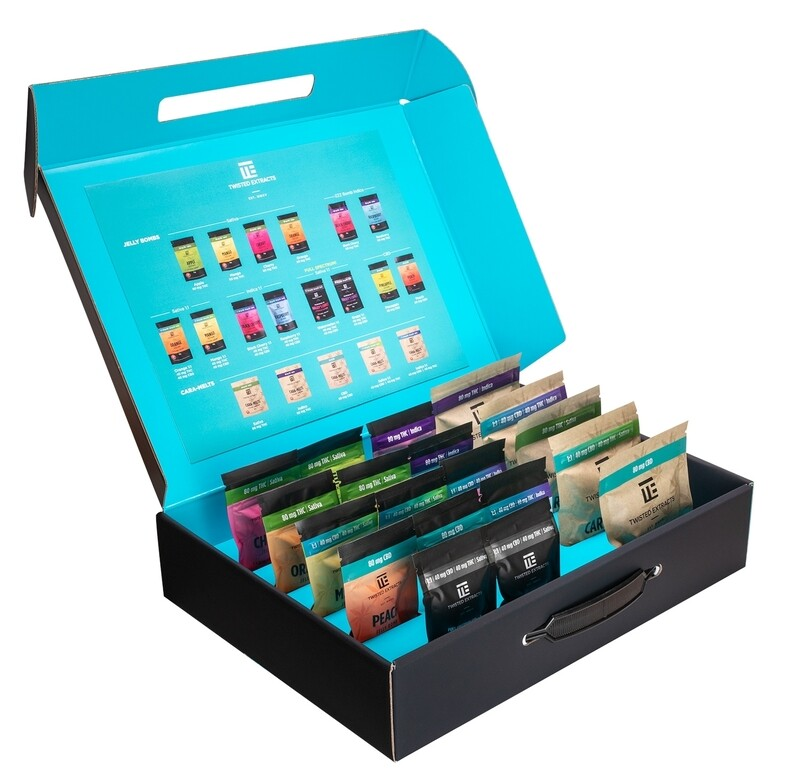 Twisted Extracts Sampler Box