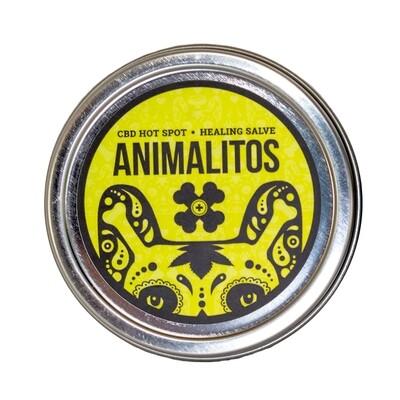 CBD Hot spot Balm By Animalitos