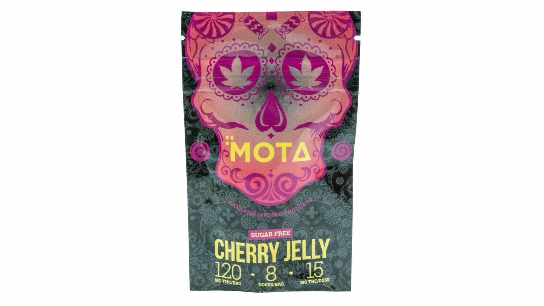(120mg THC) Sugar Free Jelly By Mota