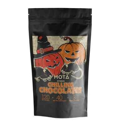 (Hybrid) 120mg Chilling Chocolates By Mota