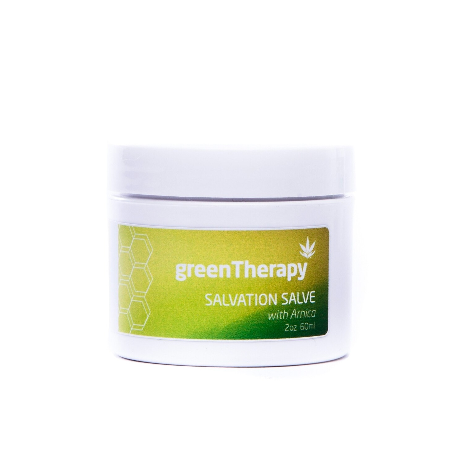 (2oz/4oz) Salvation Salve (With Arnica) By Green Therapy