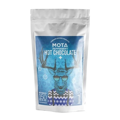 (150mg Hybrid) Peppermint Hot Chocolate By Mota