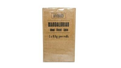 Mandalorian (Hybrid) Premium Preroll (5/Pack)