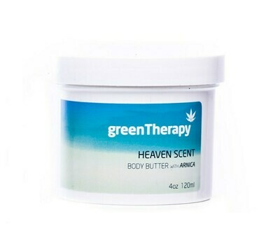 (2oz/4oz) Heaven Scent Body Butter By Green Therapy