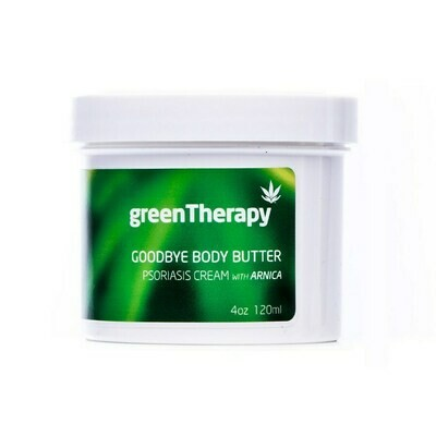(2oz/4oz) Goodbye Body Butter By Green Therapy