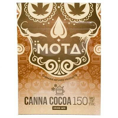 (150mg THC) Canna Cocoa By Mota