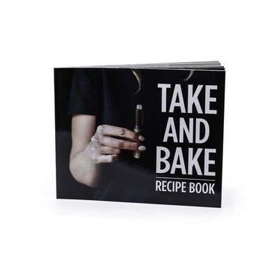 Take and Bake Recipe Book By Twisted Extracts