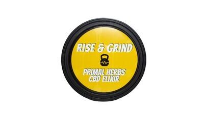 Primal Herbs Coffee CBD Elixir by Rise & Grind