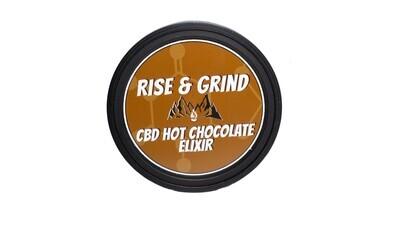 Reishi Hot Chocolate CBD Elixir by Rise & Grind