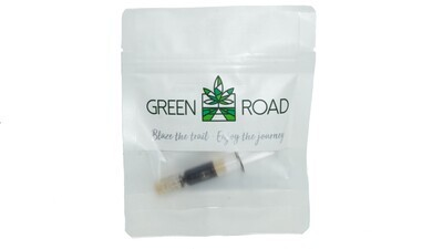 Dutch Kush (Indica) FECO Oil by Green Road