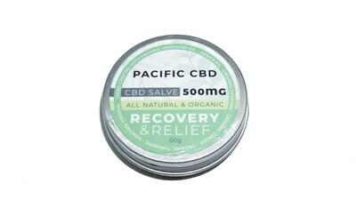 CBD (500mg) Salve By Pacific CBD