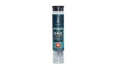 (1ml) Maui Waui Sativa THC Vape Cartridge By Crft