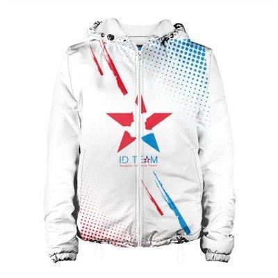 Куртка ID TEAM белая