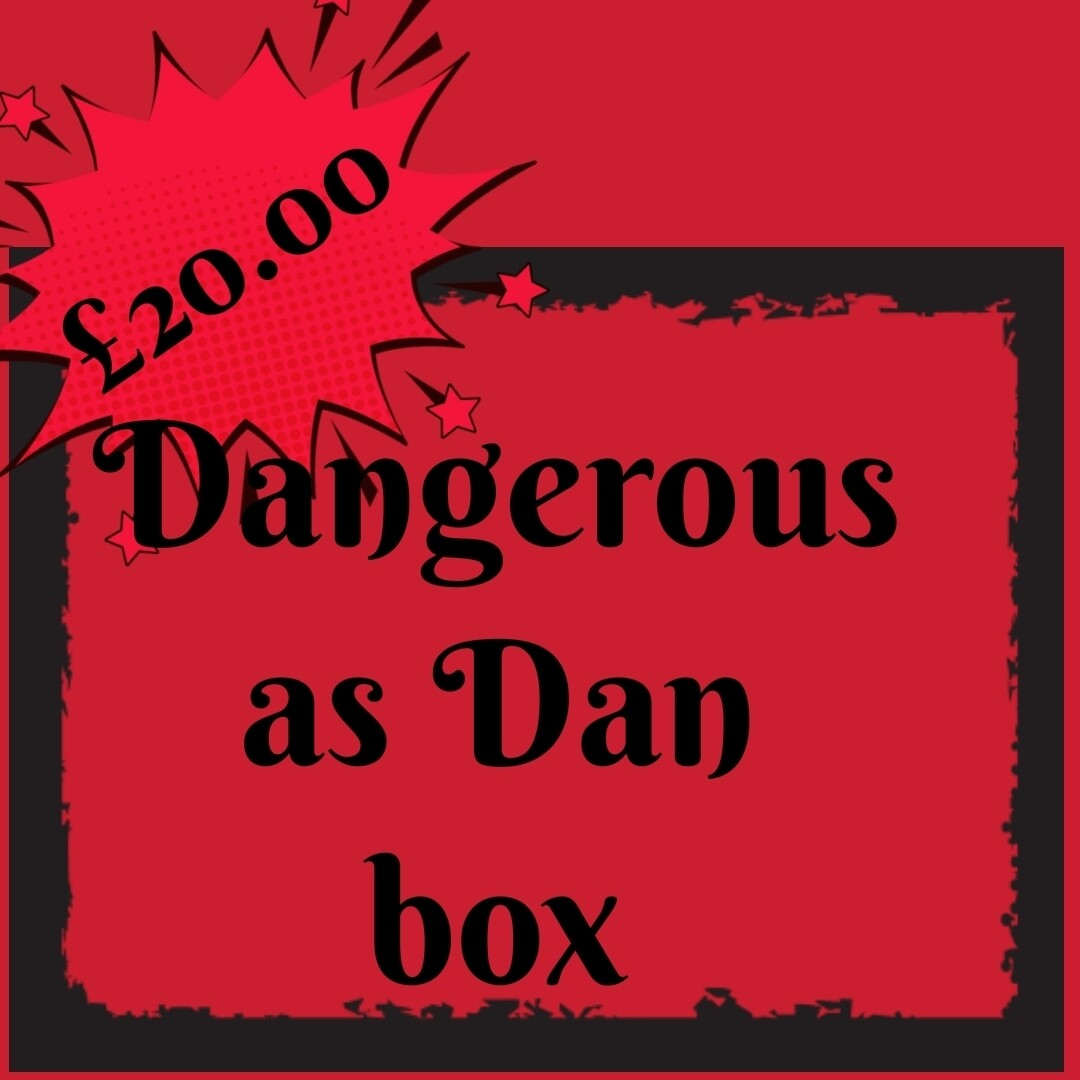 Dangerous as Dan box