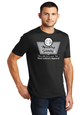 Men's Crew-Neck Shirt Nutty Goody