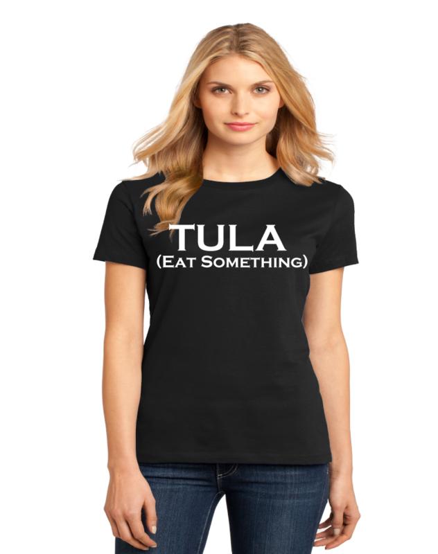 Women's Crewneck TULA Eat Something