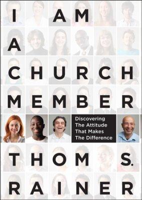 Summer Series Book: I Am a Church Member- Thom Rainer