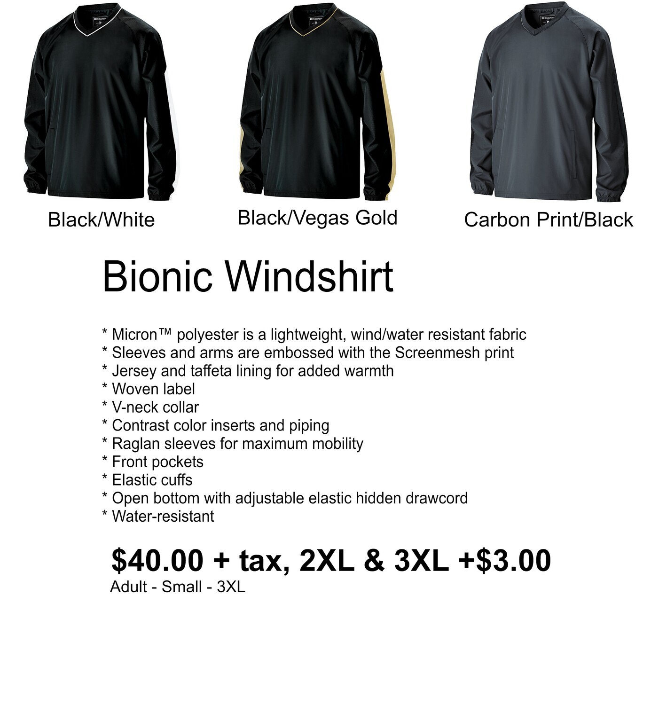 Bionic Windshirt