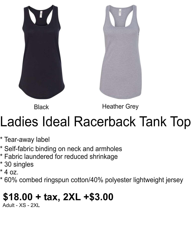 Ideal Racerback Tank Top
