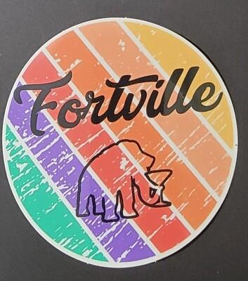 Sticker - Fortville001
