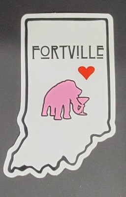 Sticker - Fortville004
