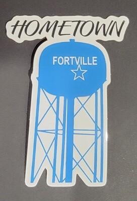 Sticker - Fortville003