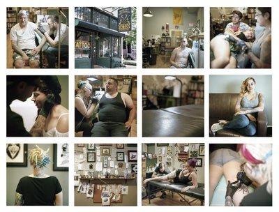 """11x12"""" Unframed Tattoo Project Print"""