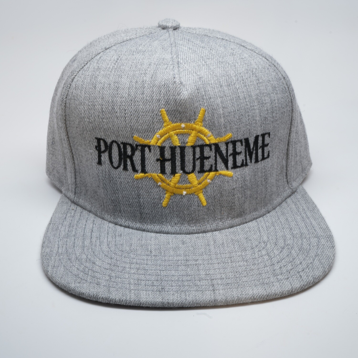 Port Hueneme Captains Wheel Hat