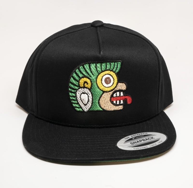 Ozomahtli - Aztec Monkey - Codex Threads