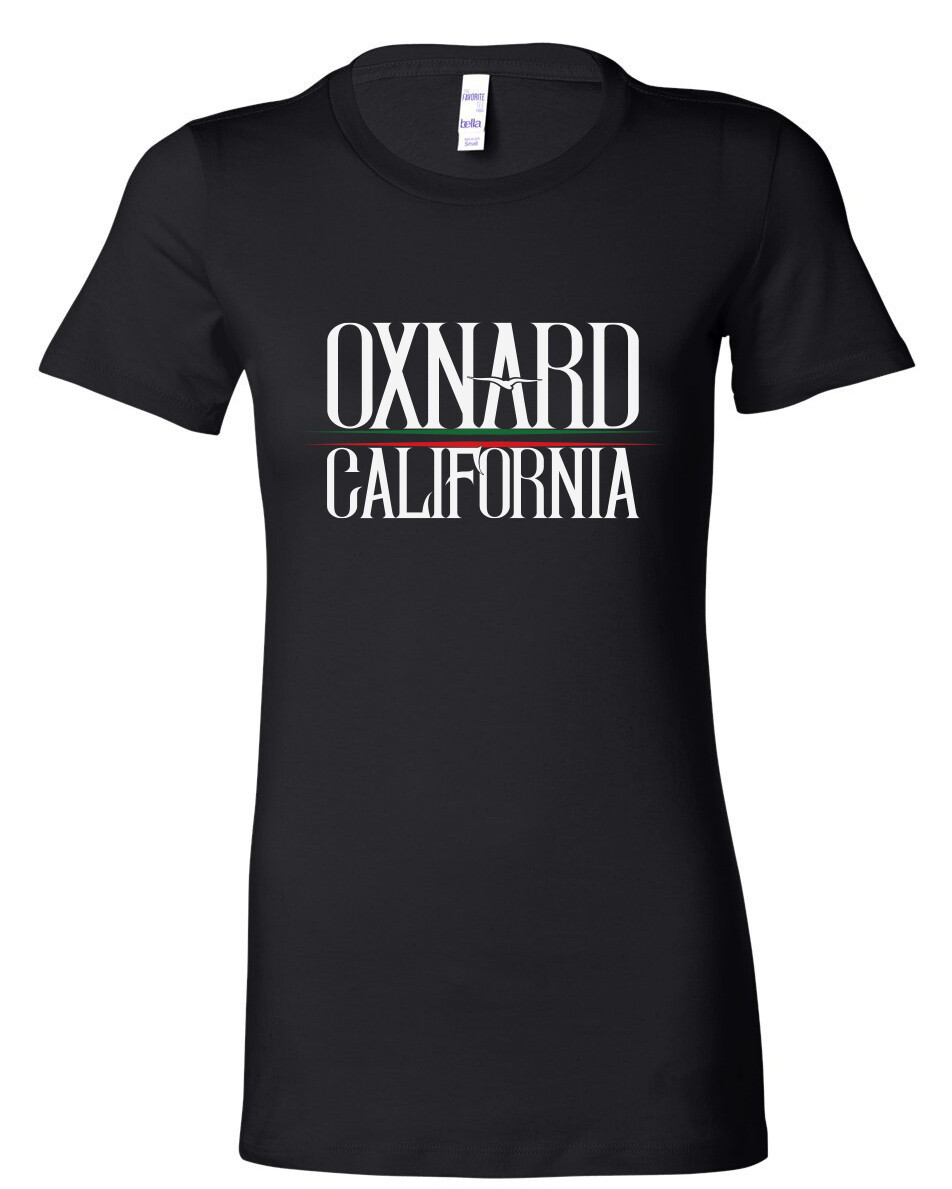 Oxnard California GG Womens T-shirt