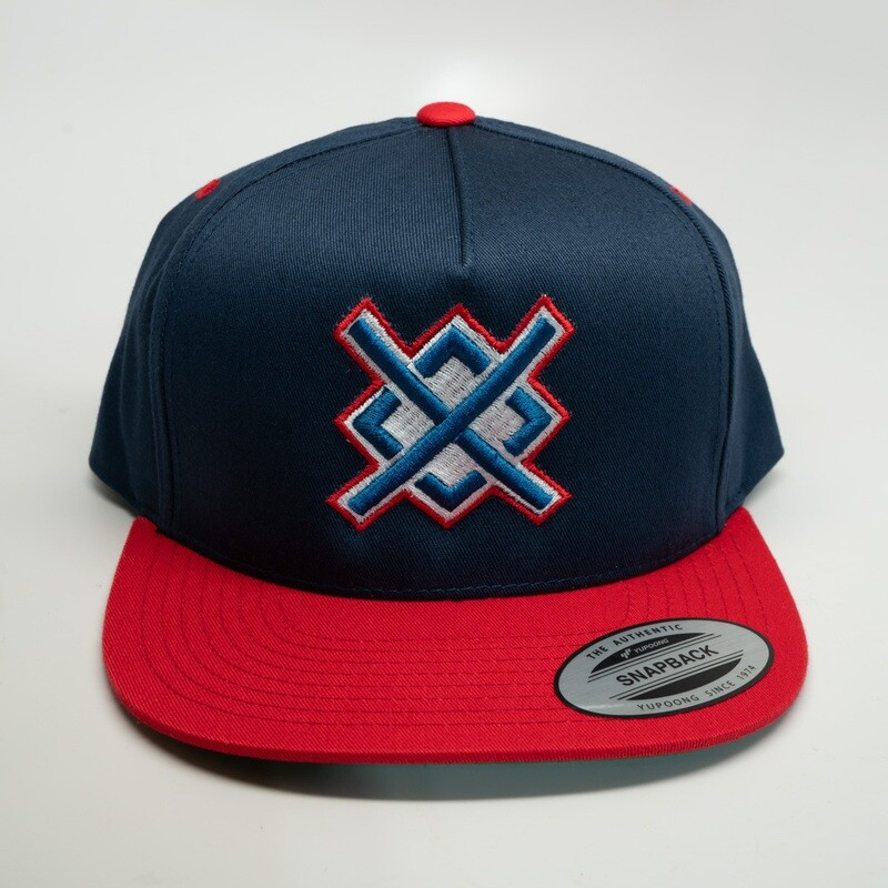 Nardcore Snapback Hat - USA