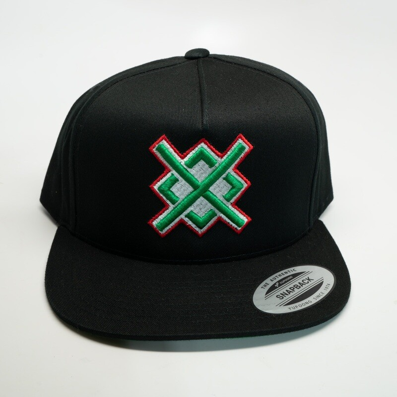 Nardcore Snapback Hat - Chicano