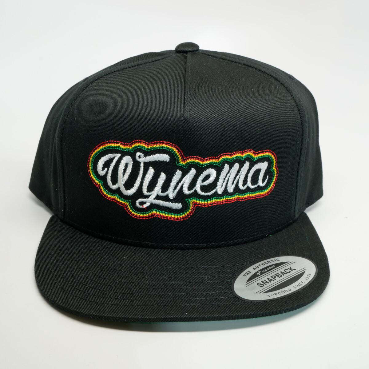Wynema Snapback Flat Bill Hat